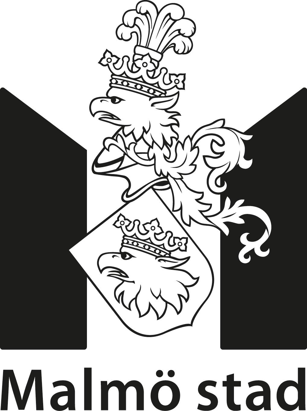 Mamö stad logotyp