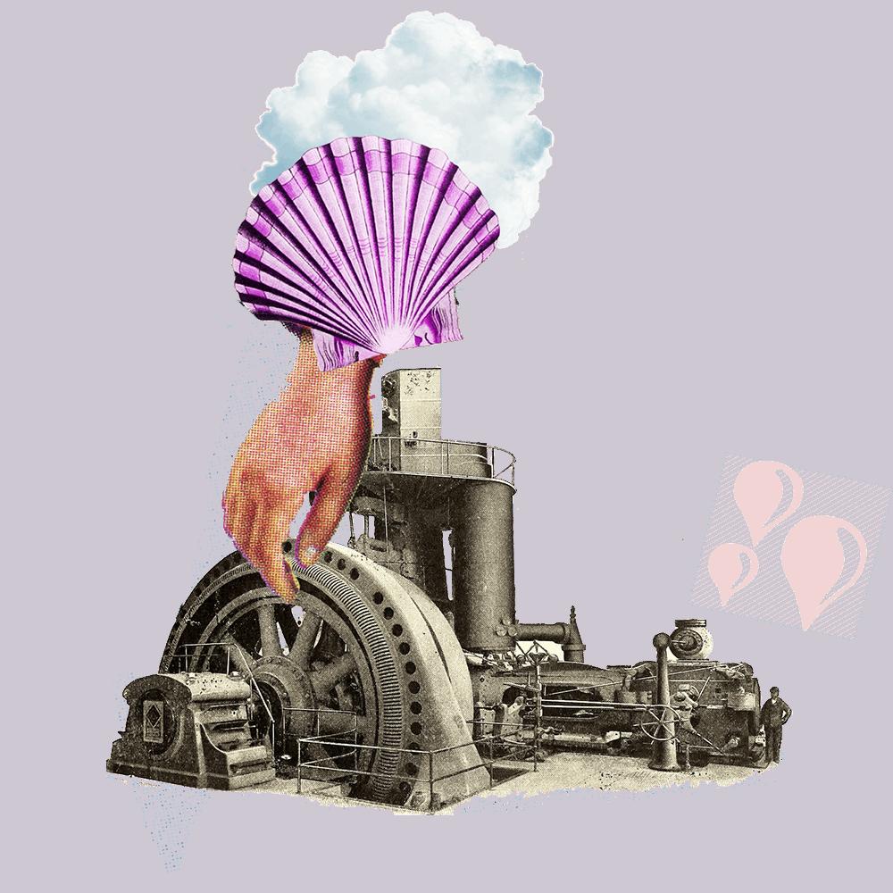 Bild på framtidens energi